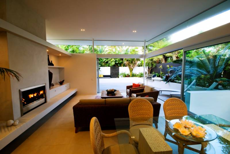 Decoration Villa Moderne. Simple Modern Luxury Interior Home ...