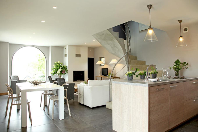 Emejing architecture interieur maison images amazing home design