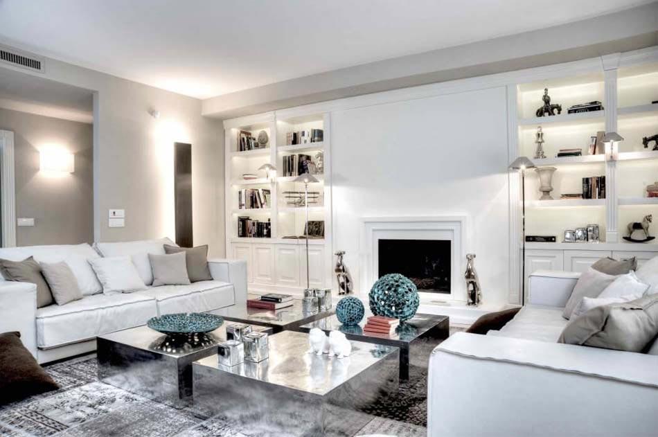 Belle maison interieur design
