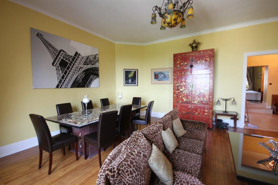 Décoration intérieure salon salle à manger