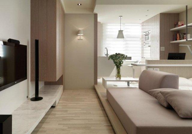 Idee deco appartement moderne