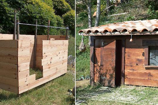Plan Pour Construire Une Maisonnette En Bois Plan Pour Construire