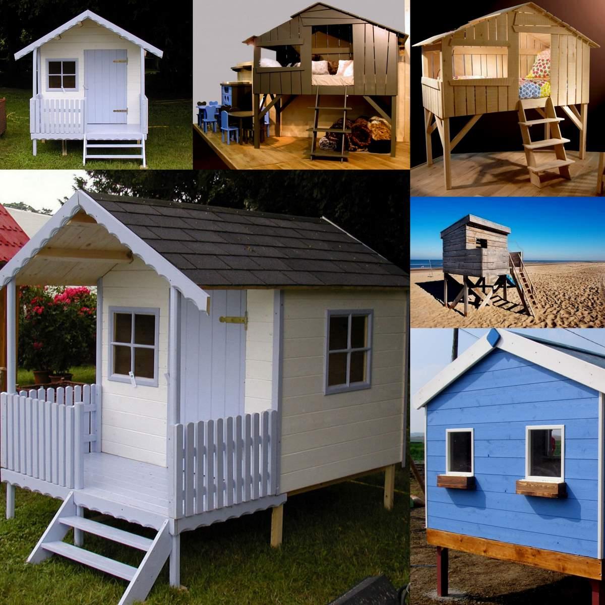 maison jardin enfants pour construction naturelle archives page 10 of 15 maison parallele - Maison De Jardin Enfant En Bois