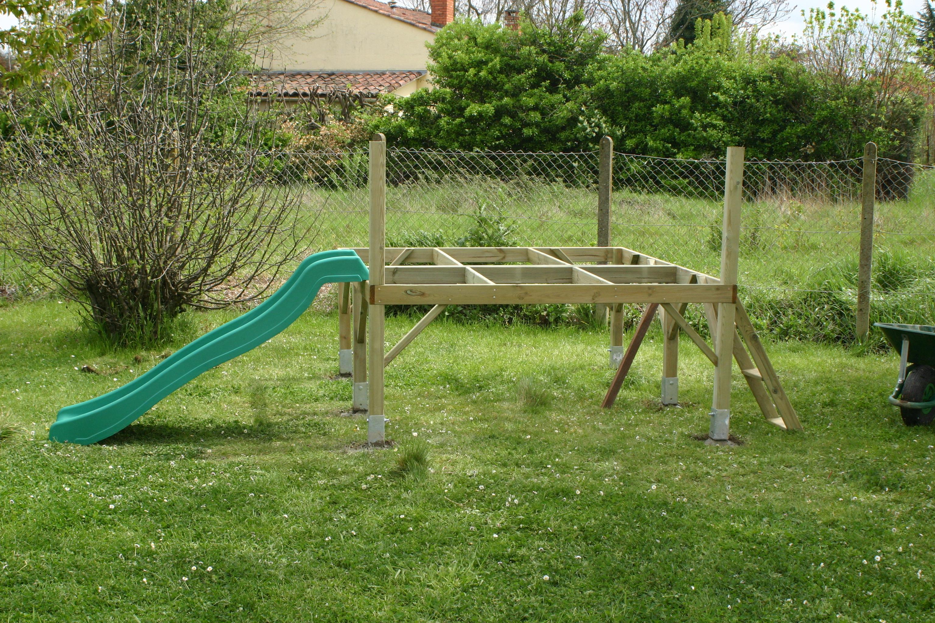 Incroyable Construire Une Cabane De Jardin Pour Enfant Galerie