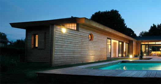 Charmant Construire Sa Maison En Bois Prix Galerie De Photos