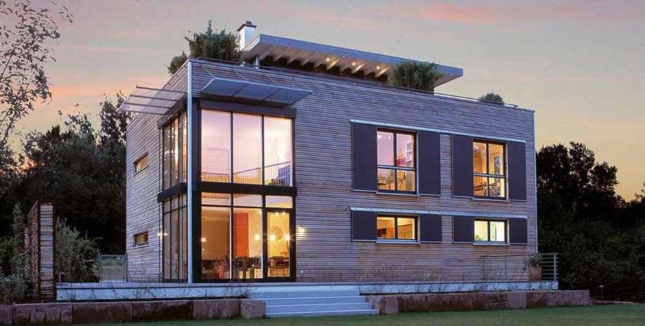 Comment Construire Une Maison Ossature Bois Interesting Lisse De
