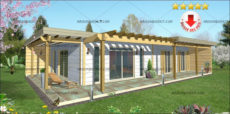 Construction naturelle archives page 3 of 15 maison for Construction maison contemporaine prix