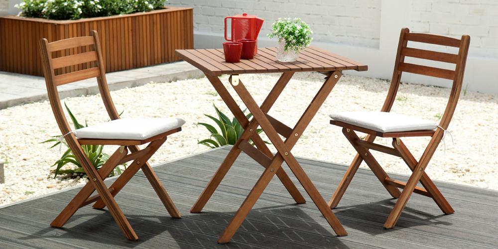 Best Petite Table De Jardin En Teck Pictures - Amazing House Design ...