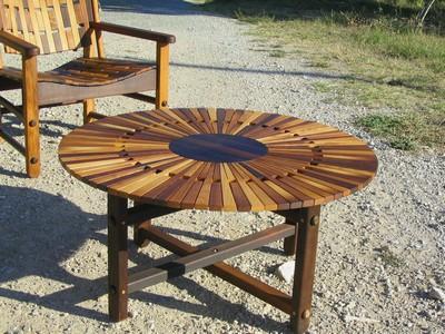Emejing Petite Table De Jardin Bois Images - Amazing House Design ...
