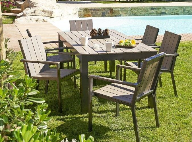 salon de jardin places aluminium photo table de jardin rallonge with table  de jardin composite 65adff84e266