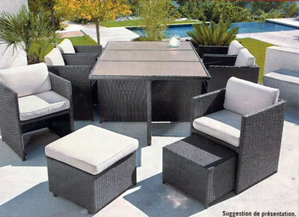 Stunning Table De Jardin Mosaique Leclerc Photos - Awesome ...