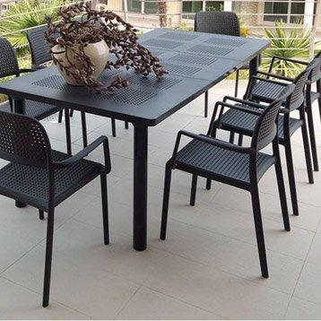 Emejing Table De Jardin Plastique Dur Contemporary - Awesome ...