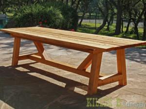 Best Table De Jardin En Bois D Occasion Photos - Awesome Interior ...