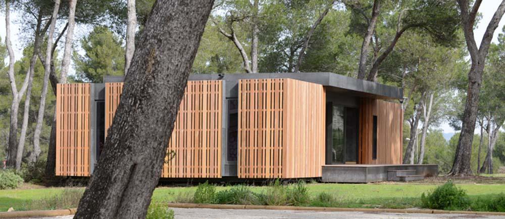 maison bois rapide