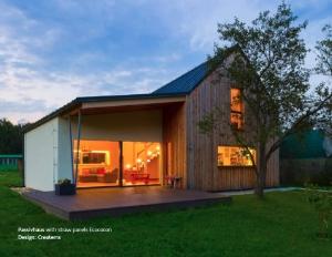 Chalet et maison en bois