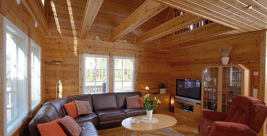 Constructeur chalet bois scandinave
