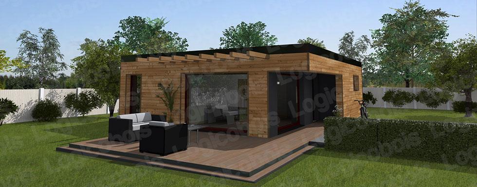 Faire Construire Une Maison En Bois Finest La Technique De Duune