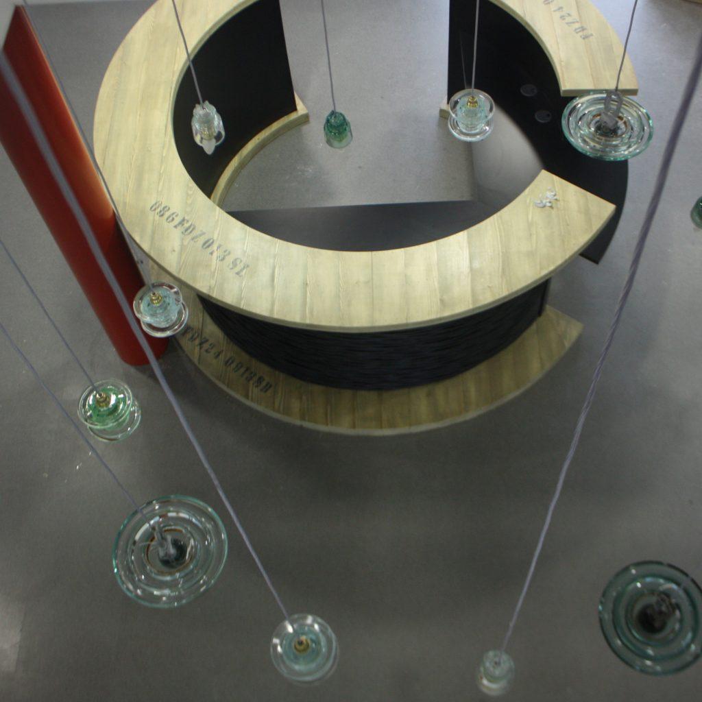 Suspension électrique design