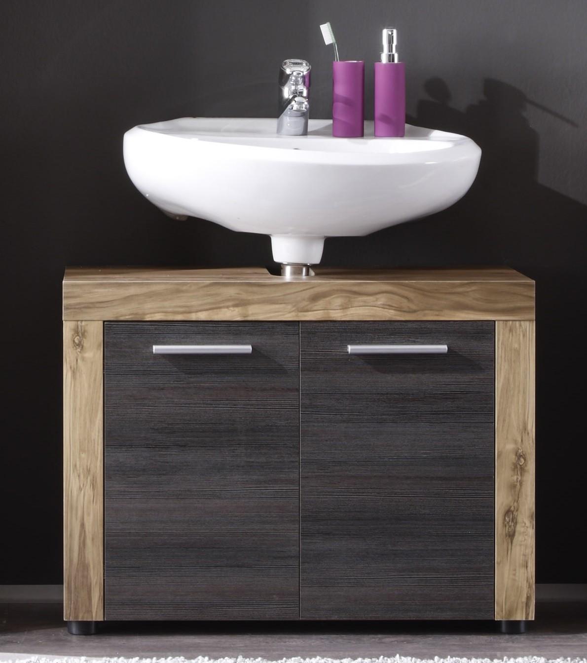 meuble salle de bain sous lavabo colonne maison parallele. Black Bedroom Furniture Sets. Home Design Ideas