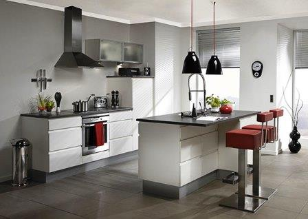Best Maison Avec Cuisine Ouverte Pictures - Awesome Interior Home ...