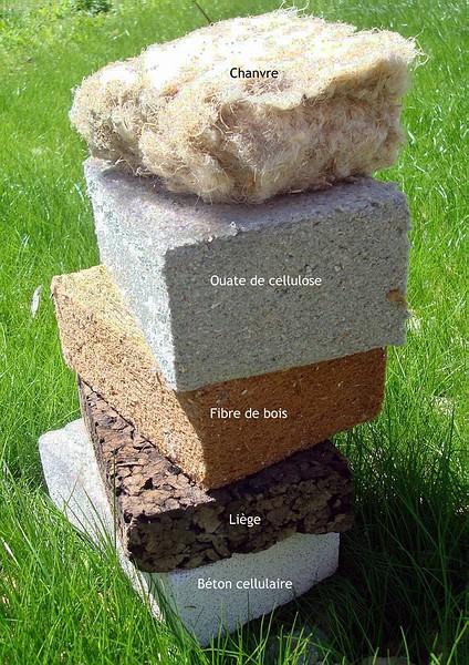 Materiaux ecologique pour maison