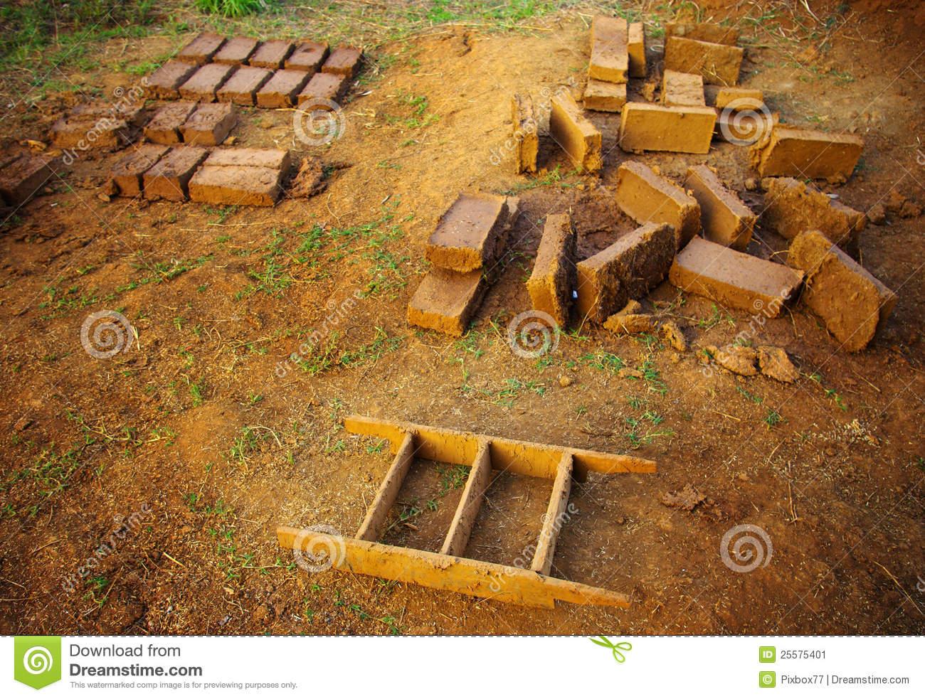 Argile construction maison