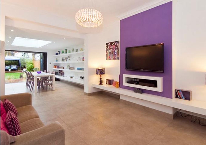 peinture interieur maison moderne maison parallele. Black Bedroom Furniture Sets. Home Design Ideas