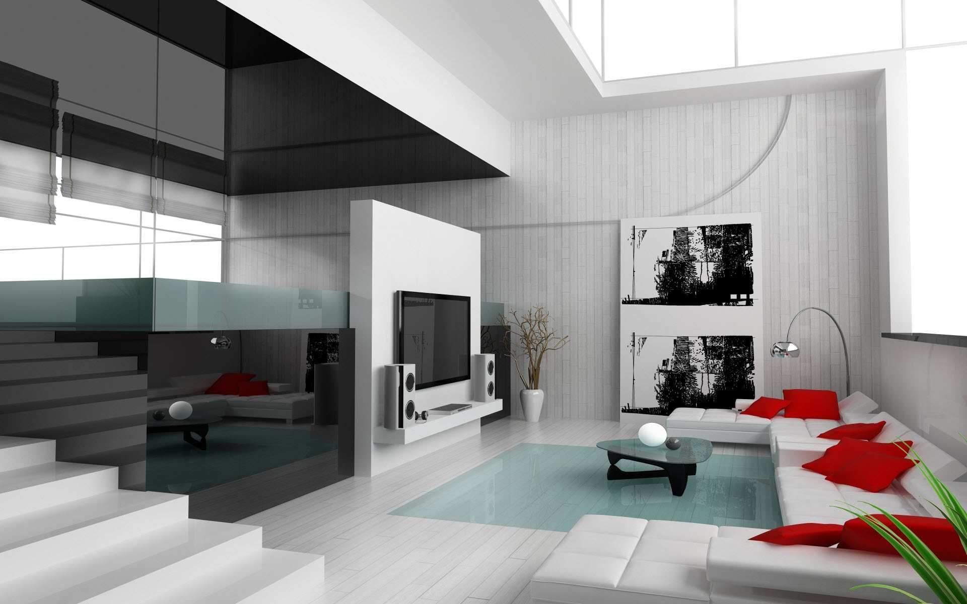 Maison moderne deco