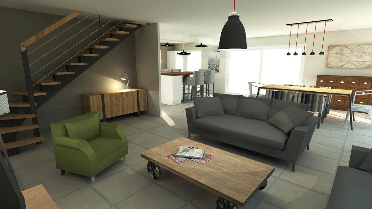 Relooking Maison Interieur. U003eu003eu003e
