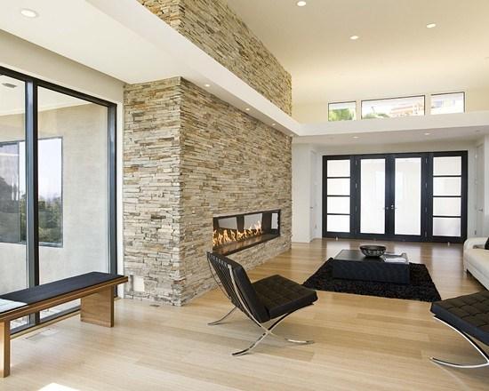 decoration interieur salon sejour maison parallele. Black Bedroom Furniture Sets. Home Design Ideas