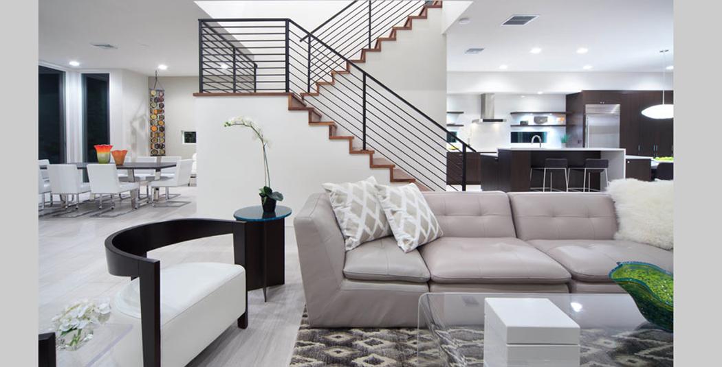 Architecture interieur moderne