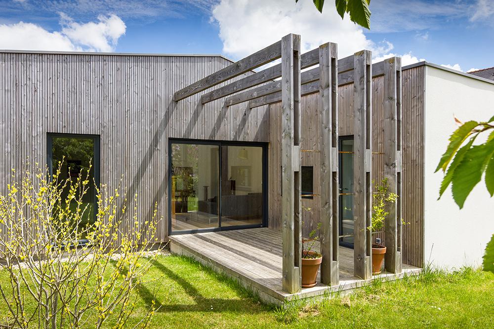 Maison construction bois prix