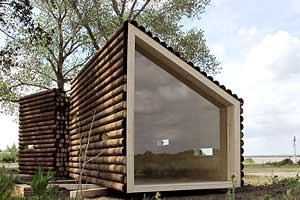 Petites maisons bois