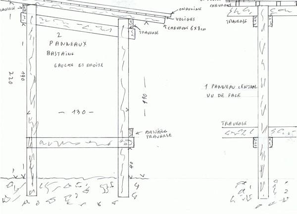construire sa maison en bois maison parallele. Black Bedroom Furniture Sets. Home Design Ideas