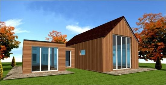 Cout d une maison en bois