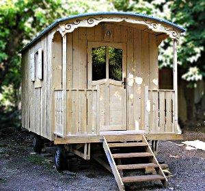 Cabane à construire soi même