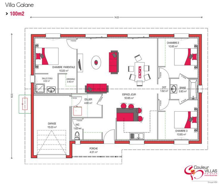 Des plans de maison
