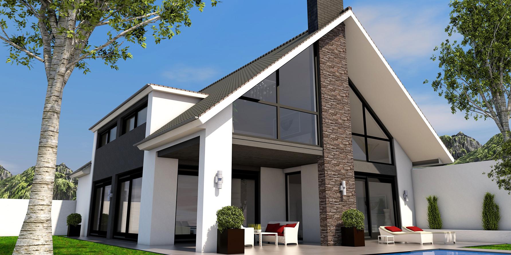 Constructeur maison ossature bois pas cher maison parallele for Constructeur chalet prix