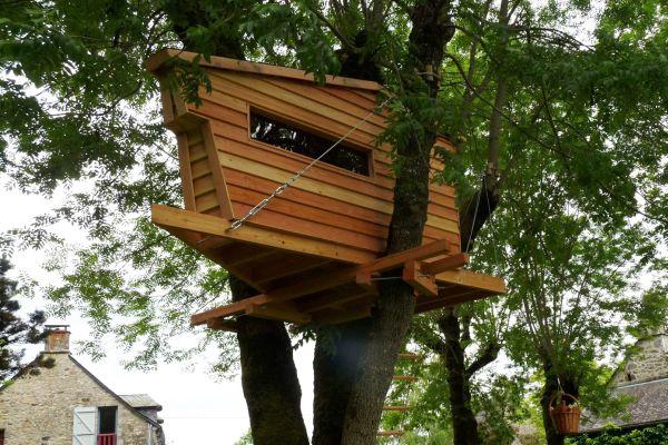 Construire sa cabane en bois soi meme