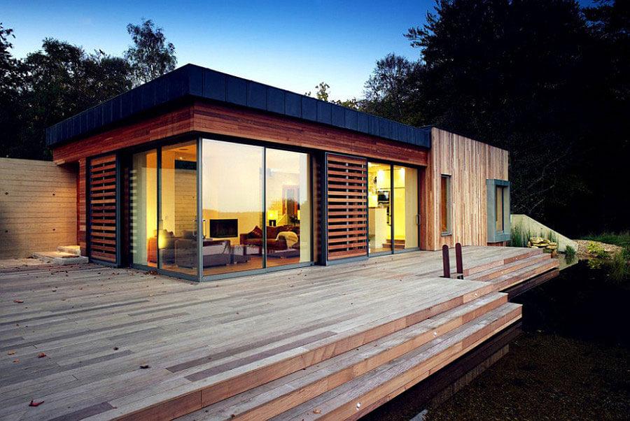 Prix d une maison en bois