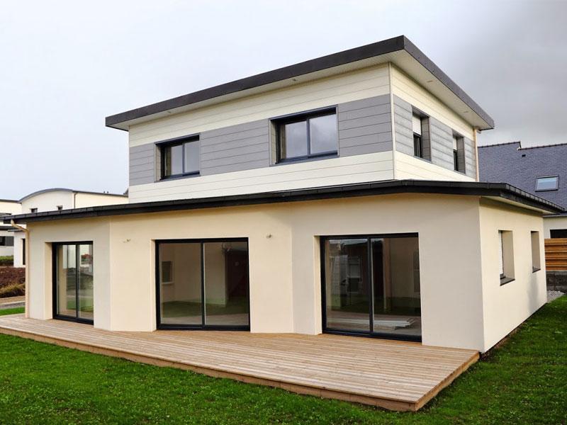 Fabricant maison ossature bois maison parallele for Fabricant maison bois