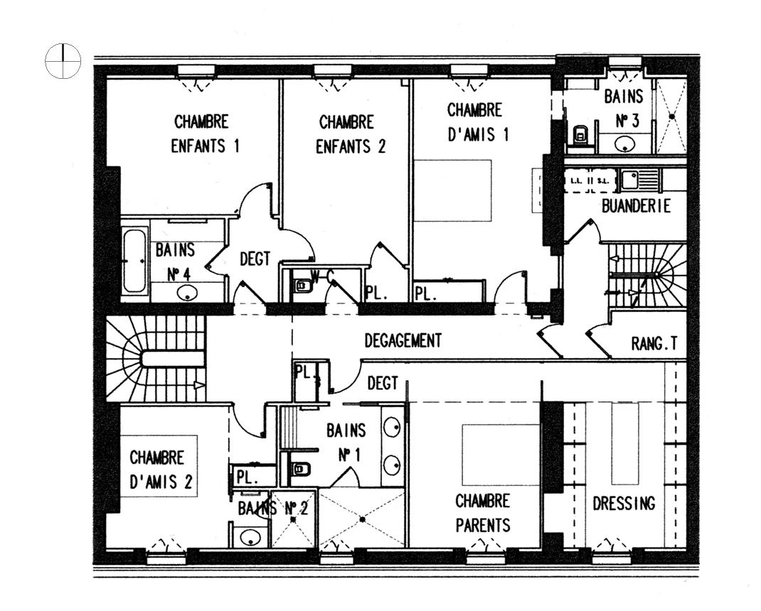 Plan architecte gratuit