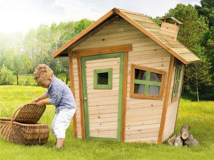 Cabane pour enfant jardin