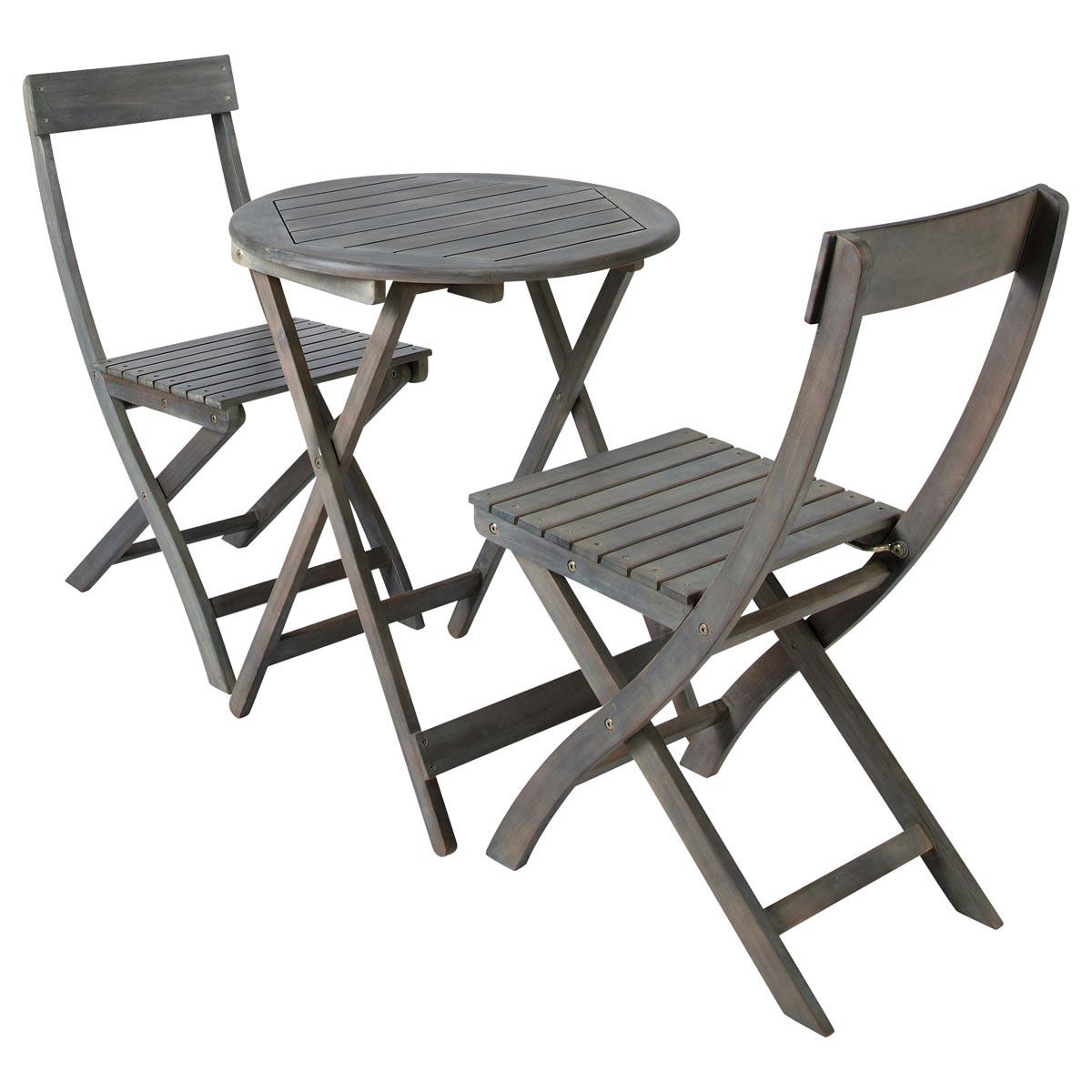 Petite table et chaise de jardin - maison parallele