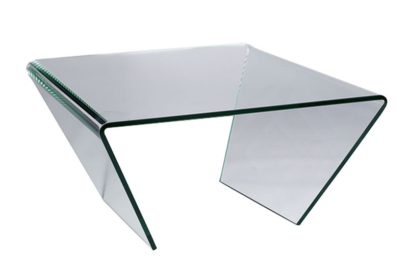 Table verre salon