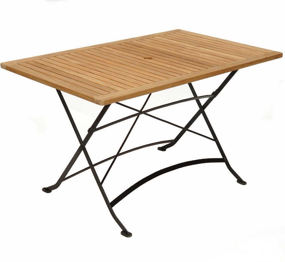 Table pliante jardin - maison parallele