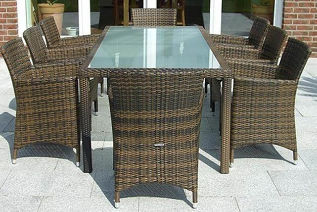 ensemble table et chaise de jardin en resine pas cher. Black Bedroom Furniture Sets. Home Design Ideas