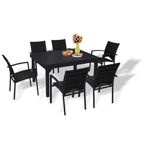 Ensemble table et chaise exterieur pas cher