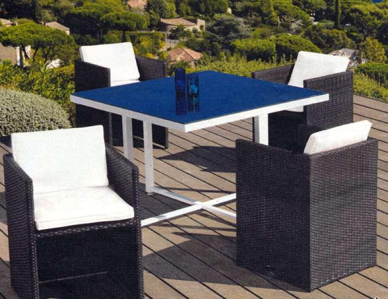 mobilier de jardin leclerc maison parallele. Black Bedroom Furniture Sets. Home Design Ideas
