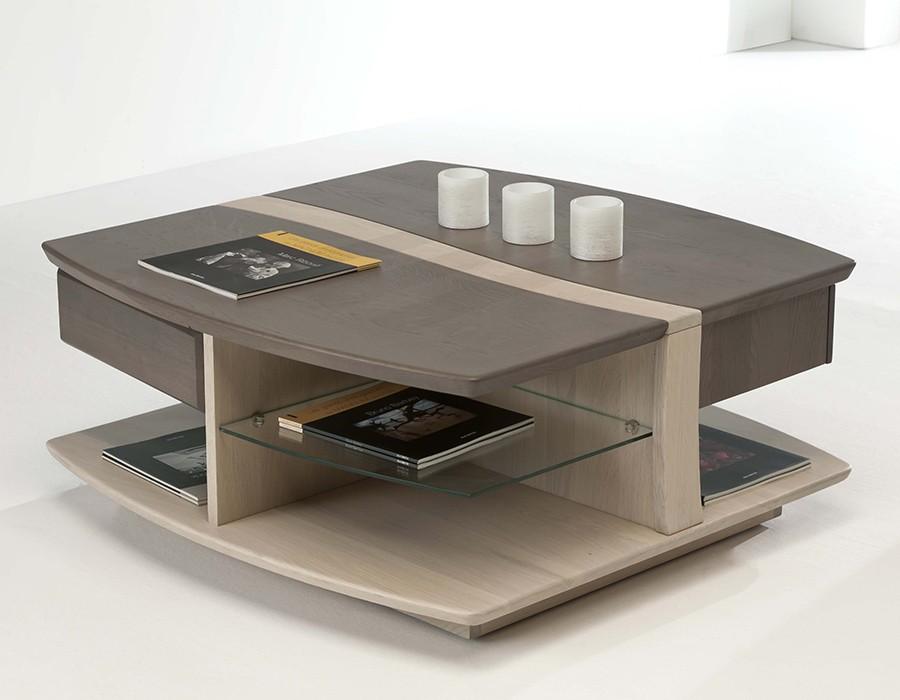 Table salon carré
